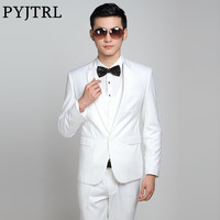 Jacket Pants Fashion Men Business Suits Slim Men S Suits Brand Clothing Wedding Suits For