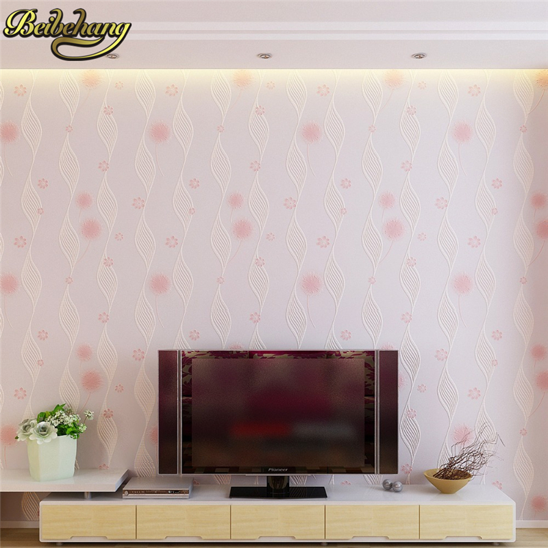 beibehang printing papel de parede 3d wallpaper roll papel pintado floral rolls flocking living room bedroom sofa TV wall paper large mural papel de parede european nostalgia abstract flower and bird wallpaper living room sofa tv wall bedroom 3d wallpaper