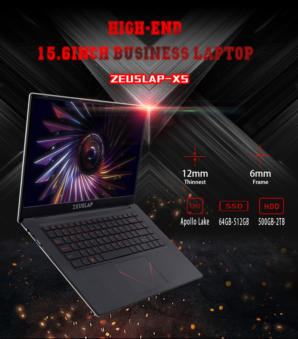 ZEUSLAP New 15.6inch 6GB Ram Dual Disks 1920*1080P IPS Screen Fast Boot Cheap Laptop Notebook silver 6GB RAM+128GB SSD+1TB HDD 2