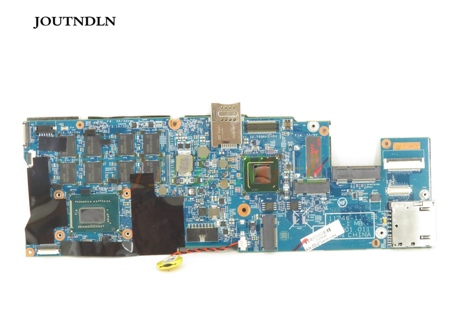 US $190 31 10% OFF|JOUTNDLN FOR lenovo thinkpad Carbon X1 laptop  motherboard W/ i5 3337U CPU and 4GB RAM 11246 1 48 4RQ01 011 FRU 04X0848  -in Laptop