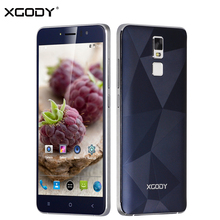 XGODY D10 5.5 Inch 3G Smartphone MTK6580 Quad Core 1GB RAM 8GB ROM Android 5.1 Celular Mobile Phone Dual SIM 5.0MP GPS WiFi