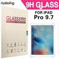 Clear Закаленное Стекло-Экран Протектор для Apple iPad Pro 9.7 Закаленное Защитная Пленка для Apple iPad Pro 9.7 Розничной Упаковке