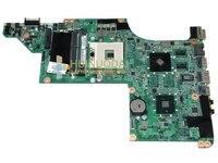 630280 001 Main Board For HP DV6 DV6 3100 Laptop Motherboard DALX6MB6H1 HM55 DDR3 ATI Mobility Radeon HD 5470