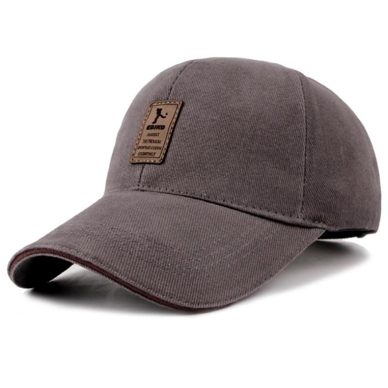 4cb9ed2d7db 2017 Unisex Men Women Sport Baseball Trucker Cap Golf Snapback Hip hop Hat  Adjustable Man Cotton Hip Hop Snapback Hats-in Baseball Caps from Apparel  ...
