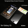SM-G900F /SM-G900H 9H Hard Tempered Glass Film For Samsung Galaxy S5 Protection decran verre trempe Garde for Samsung Galaxy S5