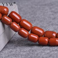 Vintage Zhanguo Red Agata Onyx Beads Jewelry Making Bulk Beads New Polished Diy Different Size For Choice Red Natural Stone Bead