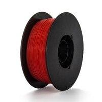 Flashforge Hot Sale 3D Printer ABS Filament 1.75mm red Color 0.6kg spool for Dreamer