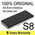 Заводской экран для samsung S8 ЖК-дисплей G950F оригинальная замена сенсорного ЖК-дисплея для samsung S8 G950 G950U G950Fd