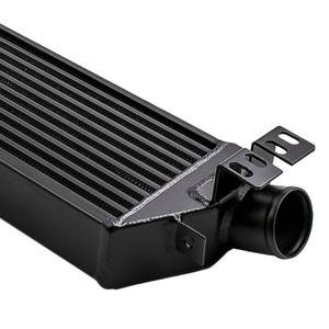 Image 5 - Turbo Twin Intercooler kit for VW Golf MK5 MK6 GTI FSI Jetta 2.0T A3 2006 2007 2008 2009