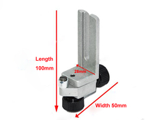 Only Lift for Aluminum Router Table Insert Plate Wood Router Trimmer for Woodworking Benches Engraving Machine Accessories cheap Power Tool Parts JY131-95 Aluminium-copper Alloy Renovation Team LISM