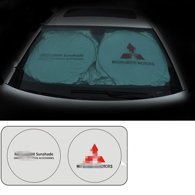 Für Mitsubishi Asx Lancer 10 9 Outlander 2013 Pajero Sport L200 Expo Eclipse Carisma Galant Grand Auto Frontscheibe Sonnenschirm
