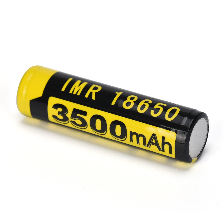 High Discharge 30a 18650 Battery Vbatty Imr 1600mah 37v In Panasonic Ncr Li Ion 3400mah With Flat Top Baterai 1pcs 3500mah Rechargeable Lithium Power