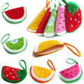 18*11CM Watermelon Mobile Phone Key Bag Coin Purse Extender Wallet Gift Free Shipping SY3120