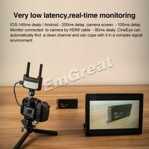 Image 5 - Accsoon CineEye 5G אלחוטי וידאו משדר מערכת כיס שידור HDMI 1080P HD שידור עד 100m עבור IOS אנדרואיד DSLRS