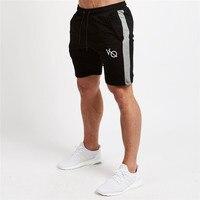New Fashion Men Sporting Beaching Shorts Trousers Cotton Sweatpants Fitness Short Jogger Casual Gyms Men Shorts
