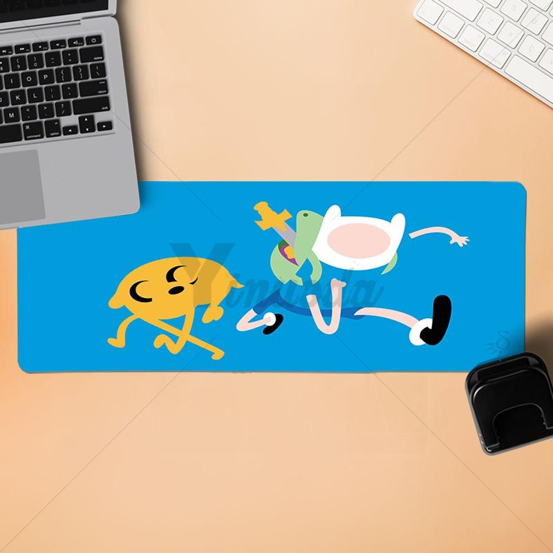 Yinuoda My Favorite adventure-time DIY Design Pattern Game mousepad Size for 18x22cm 20x25cm 25x29cm 30x90cm 40x90cm