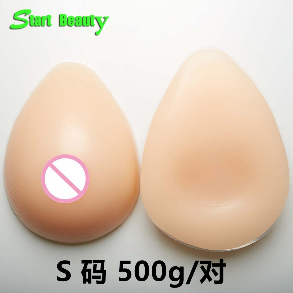 free shipping 500g/pair B Cup Silicone breast forms silicone gel implants breast  pad natural Boobs Tits breast for transvestite gathering seamless invisible spandex silicone nubra leopard b cup