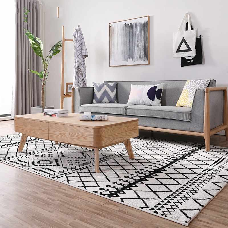 Big Rug For Living Room