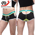 Empty Side Boxers Underwear Men Slip Homme Cuecas Sexy Men Underwear Calvn Calzoncillos Boxer Shorts