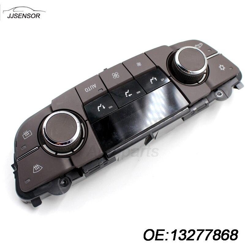 ФОТО HVAC Control Panel ACDelco Equipment For 12-13 Buick Regal Temperature Control 13277868