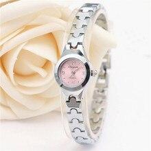 Nouvelle Montre Femmes 2016 Mode Or Poignet Montres Dames Bracelet Montre-Bracelet Horloge Fille Quartz-montre Relogio Feminino Montre Femme