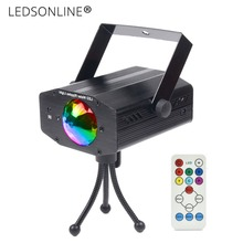 new water ripples light with remote controller LED DJ Disco home Light Stage Xmas Party Laser stage Lighting  Tripod EU US plug dj laser stage light 48 96 patterns laser projector 3w blue led stage effect lighting eu plug for disco light xmas party