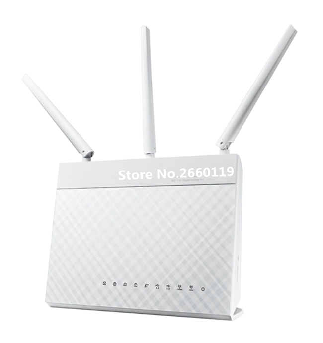High Quality For Dual-Band AC1750 Wireless Gigabit Router RT-AC66W Dual Band Working Well