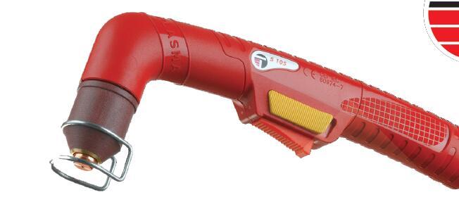 S105 Trafimet Type OEM corps de tête de torche de coupe Plasma sans câble 100A 1 pièces