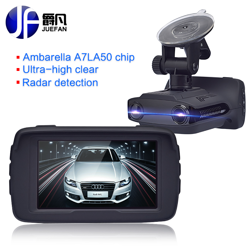 New Registrar Car DVR Radar Detector GPS 3 in 1 Car Detector font b Camera b