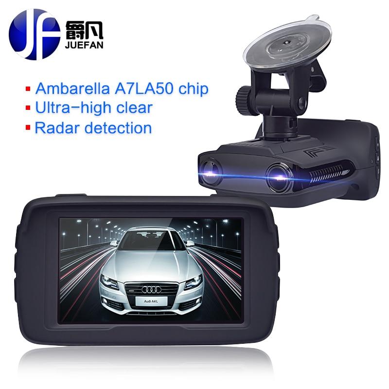 New Registrar Car DVR Radar Detector font b GPS b font 3 in 1 Car Detector