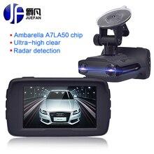 Новый регистратор Видеорегистраторы для автомобилей Антирадары GPS 3 в 1 автомобиль детектор Камера Full HD 1296 P Скорость Cam Анти радар-мини автомобиль регистраторы Камера