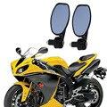 New Arriva Aluminous Motorcycle Mirror motorbike Side Mirrors Rearview Mirror 22mm