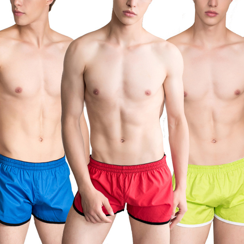 Men's   Board     Shorts   Beach Surfing Swim Trunks Men Swimwear Swimsuits Beachwear Water Sports Run Boxer Trunks Outdoor Sportswear