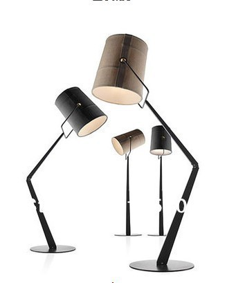 ... Stand Lighting Bedroom Living Room Free Shipping Modern Foscarini Fork  Floor Lamp Italy Simple