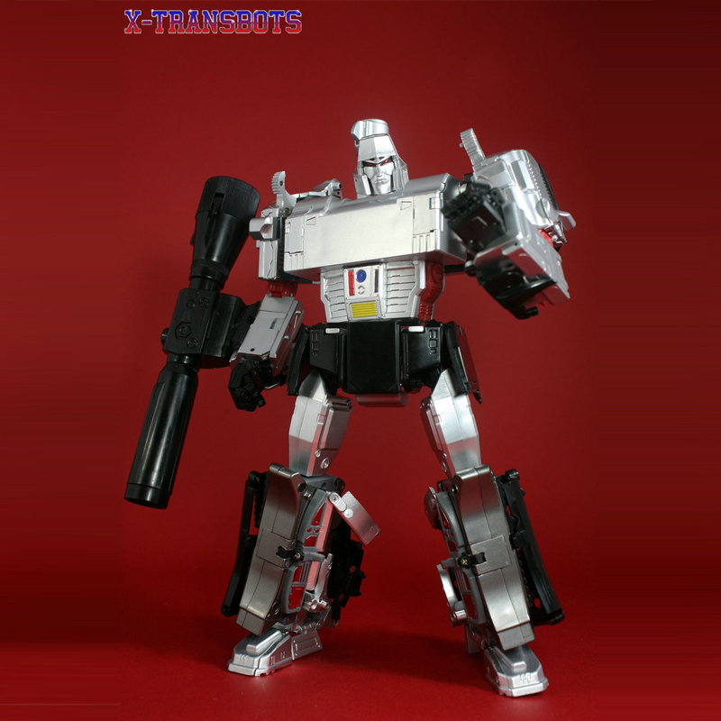 (IN STOCK) TOYS Xtransbots - MX-I Apollyon