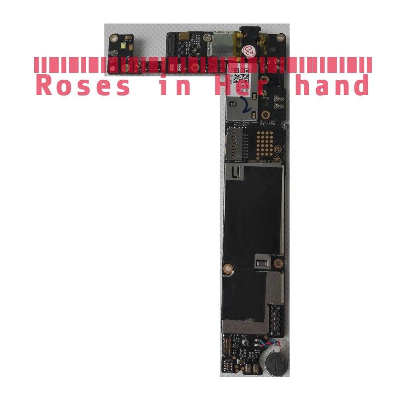 Volle Arbeits Original Entsperrt Für ZTE Nubia Z9 mini NX511J Motherboard Logic Mutter Platine Lovain Platte