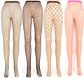 Mais recente Moda Mulheres Sexy Lady Net Fishnet Corpo meias Padrão Meias Leggings Meias