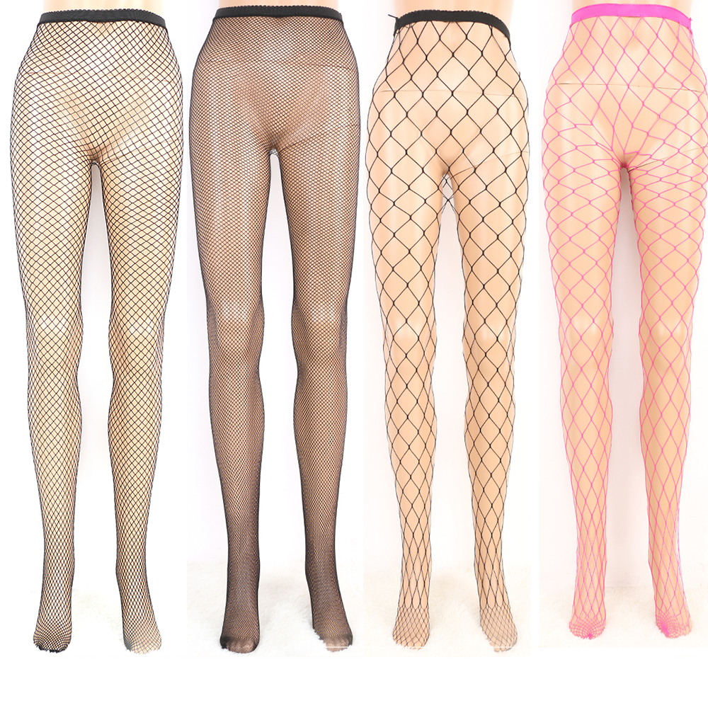 Fashion Stockings. Sheer is here with fashion stockings. Stray away from standard tights and test out forward designs. Allow vertical lines to ascend hosiery, elongating legs (even if just with ribbing).