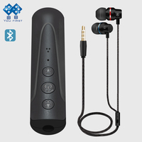 YOU FIRST Bluetooth Headset Noise Cancelling Sport Wireless Bluetooth Earphones Handsfree With Microphone Wired Earphone 3.5mm