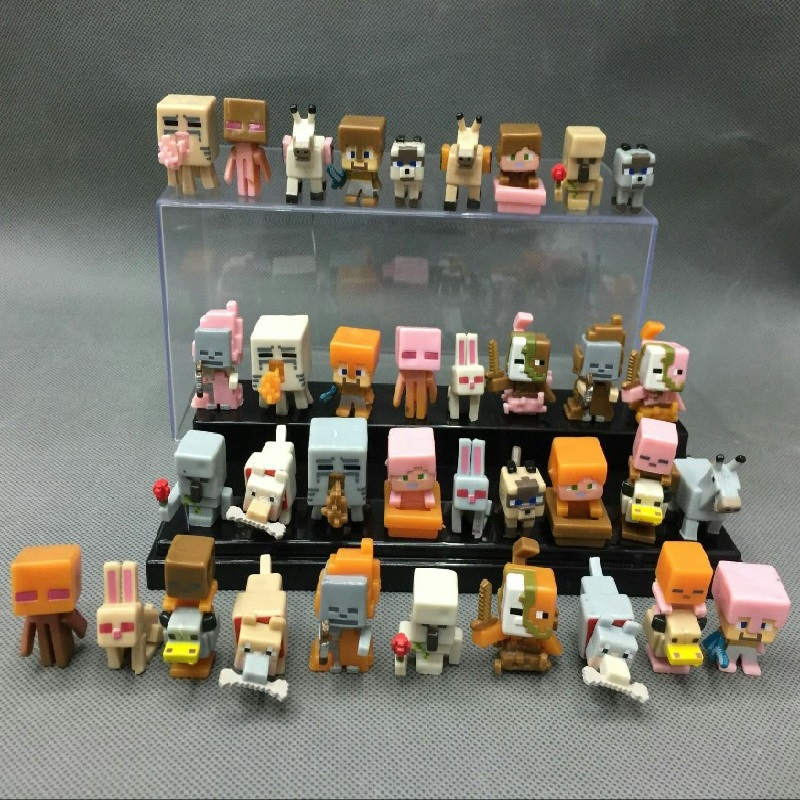 Hot 6 Style <font><b>Minecraft</b></font> Toys MC <font><b>Minecraft</b></font> Keychain Anime <font><b>Figures</b></font> Toys Sword Steve zombie <font><b>Creeper</b></font> <font><b>Minecraft</b></font> <font><b>Action</b></font> <font><b>Figure</b></font> Toys