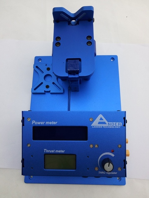 RC Lander Outer Rotor Motor Thrust Stand Measuring Table Tester-in