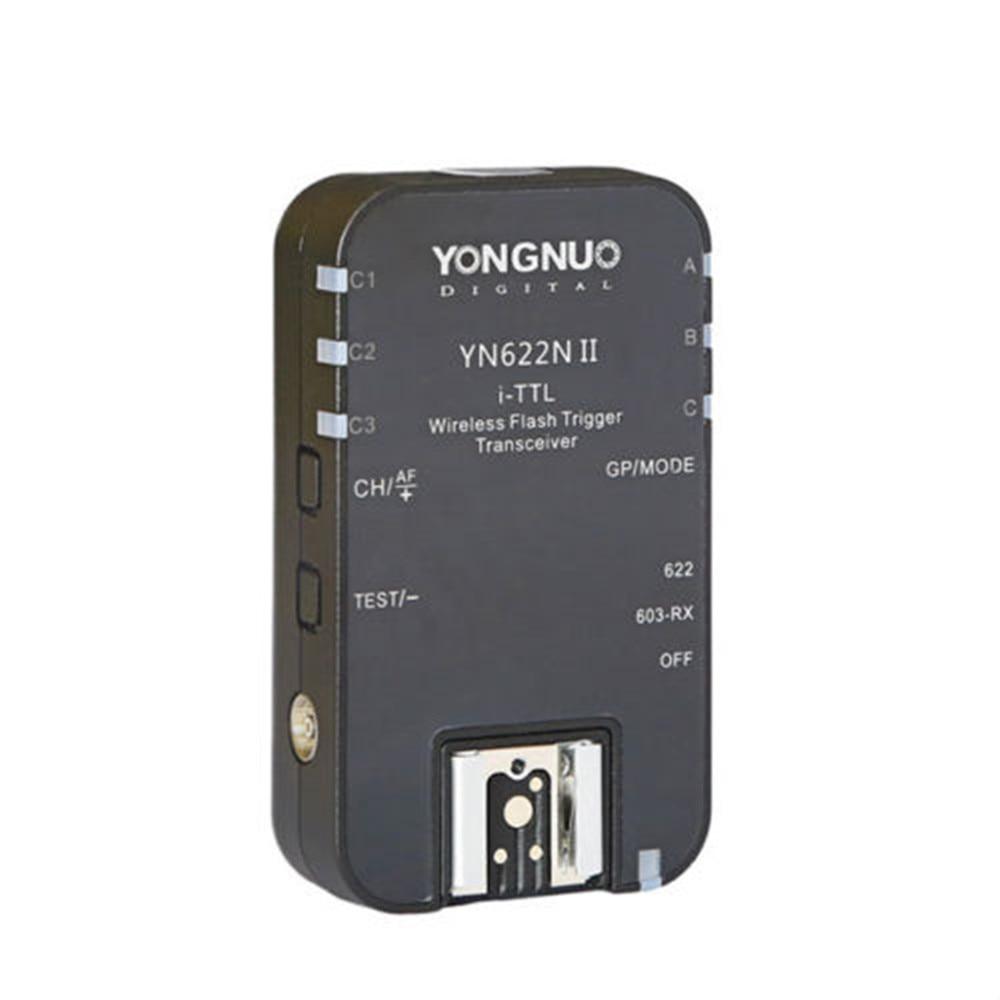 1Psc YN-622N Wireless i-Ttl-blitzauslöser 1/8000 s für Nikon D800 D700 D600 D610 D7500 D7200 D7100 D750 D810 D5600 D5300 D3400