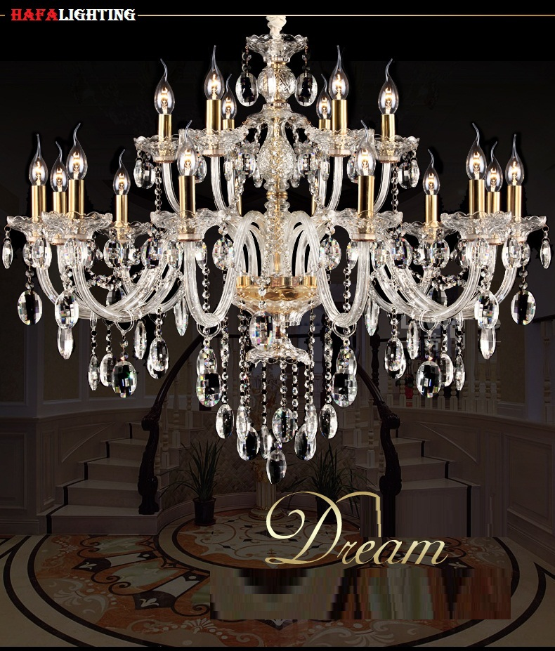 gramercy люстра atom large chandelier Crystal Fashion chandelier light Modern Large crystal chandelier 18 Arm Luxury crystal light chandelier Large chandelier light