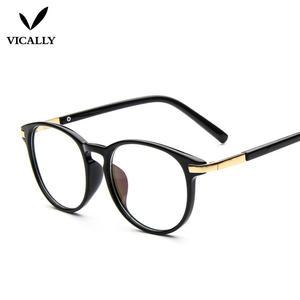 1fd43957b8 Vically Glasses Frame Computer Eyeglasses Oculos de grau