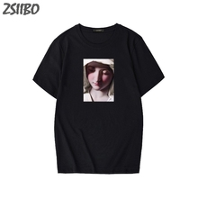 Black T-Shirts Virgin Mary t shirt men Michelangelo Funny Printed Short Sleeve men tshirt Summer Hip Hop Tops Tees Streetwear все цены