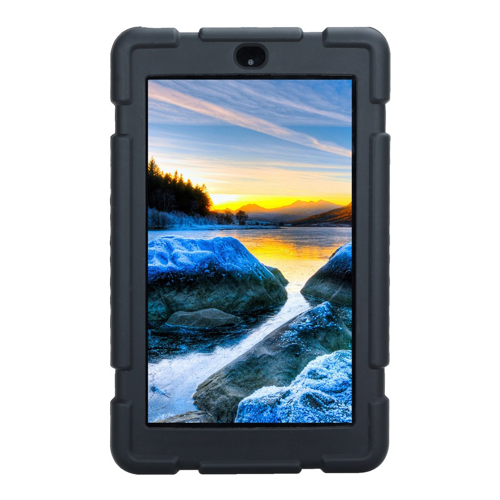 Interchangeable 7 Inc Tablet Accessories For Amazon Kindle Fire 7 2018/2017/2015 Universal Case Soft Silicone