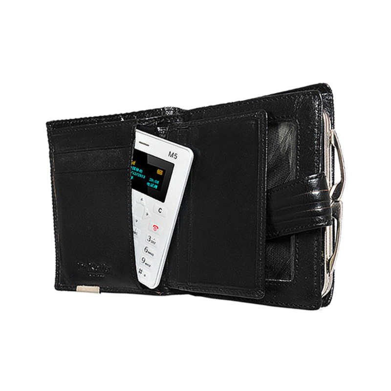 Aiek M5 ロック解除漫画キッドガール振動 BT 音楽 BT ダイヤラ MP3 FM 小型ミニ超薄型クレジットカード携帯電話