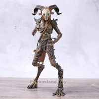 The Movie NECA Figure Pans Labyrinth El Laberinto del Fauno Faun PVC Action Figures Collectible Model Toy Halloween Gifts