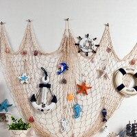 Наконечником с фактурой в виде рыбной сети висячие украшения