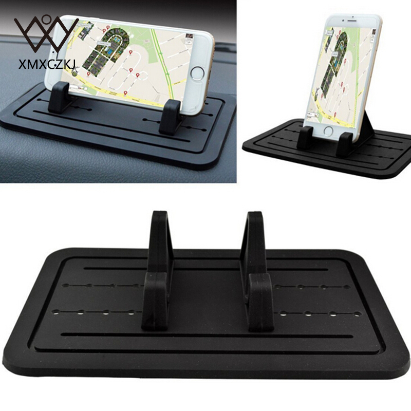 XMXCZKJ Silicone Car Dash Pad Mat Desk Non-slip Cell Mobile Phone Holder Stable Mount Holder Support Stand For Smartphone in Car